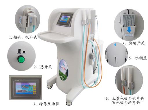 KB-ZLY-1臭氧创口治疗仪